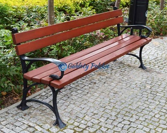 Ławka parkowa London 814